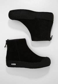 Bally - GUARD II - Wedge Ankle Boots - black - 3