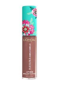 L'Oréal Paris - LIP DEW CAMILA - Liquid lipstick - 03 desnudo - 1