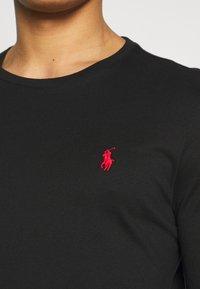 Polo Ralph Lauren - LONG SLEEVE - Bluzka z długim rękawem - polo black - 5