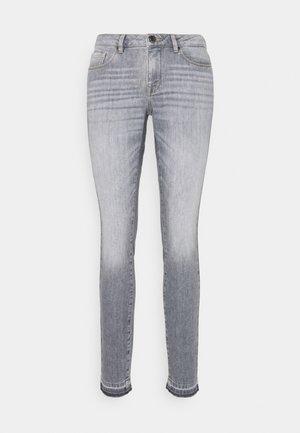 ELMA TINTED - Skinny džíny - authentic grey