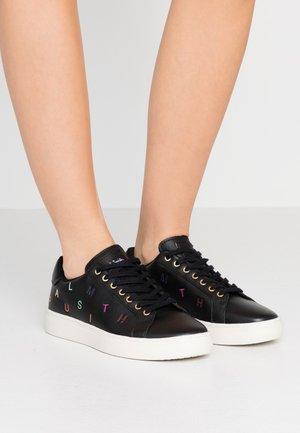 LAPIN - Sneakers basse - black