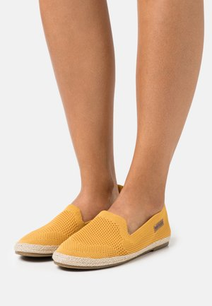 Espadrilles - curry