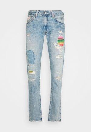 SULLIVAN - Jeans Slim Fit - blue denim