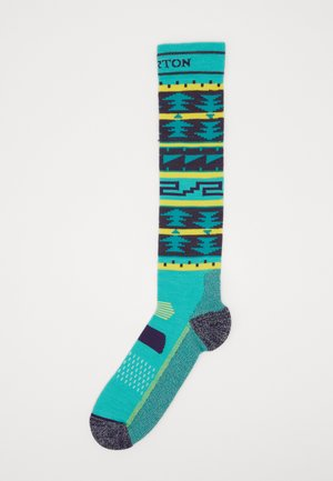 Sports socks - dynasty green