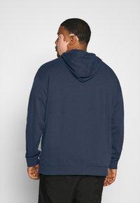 Pier One - Zip-up hoodie - dark blue - 0
