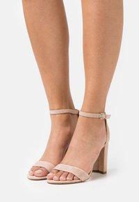 ALDO - JERECLY - Sandals - light brown - 0