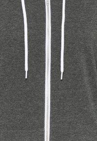 Even&Odd Tall - Zip-up sweatshirt - dark grey - 2