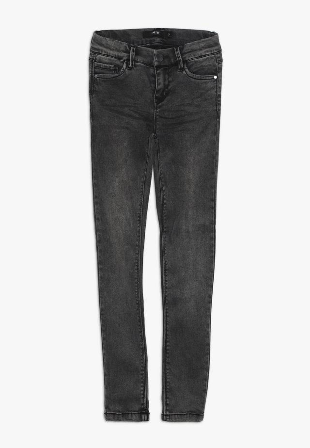 ANCLE PANT  - Jeans Skinny Fit - dark grey denim