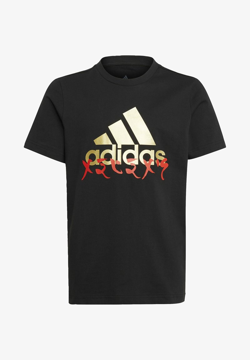 adidas Performance - LEGO NINJAGO - Print T-shirt - black