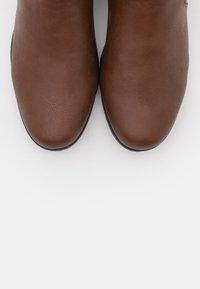 Anna Field - Ankle boots - dark brown - 5