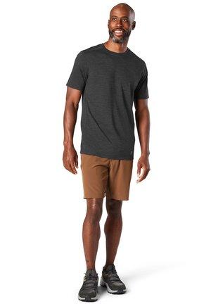 SHORT SLEEVE - T-shirt basic - iron heather