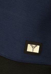 Carlo Colucci - Zip-up hoodie - blau - 2