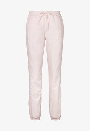 Tracksuit bottoms - rosewater