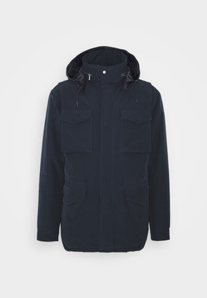 WINTER FIELD - Parka - navy blue