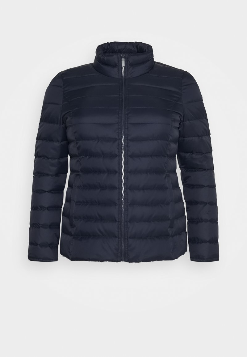 ONLY Carmakoma - CARTAHOE QUILTED JACKET - Winter jacket - night sky