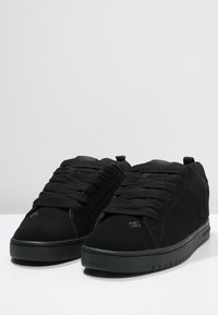DC Shoes - COURT GRAFFIK - Skate shoes - black - 2