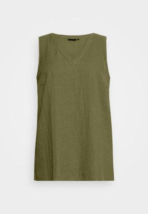 MCATHRINE - Blouse - ivy green