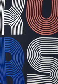 Michael Kors - STACKED STRIPED - Print T-shirt - midnight - 2