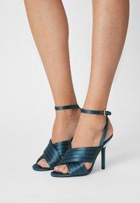 MICHAEL Michael Kors - ROYCE - Sandals - luxe teal - 0