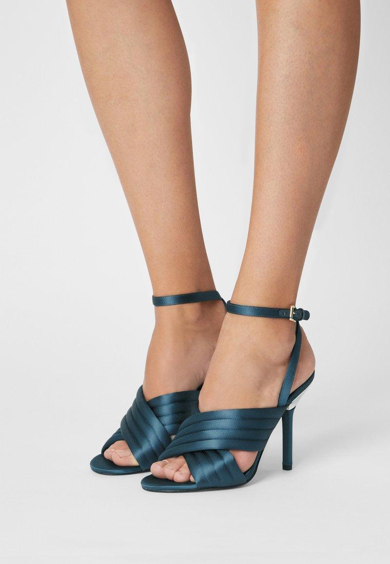 MICHAEL Michael Kors - ROYCE - Sandals - luxe teal