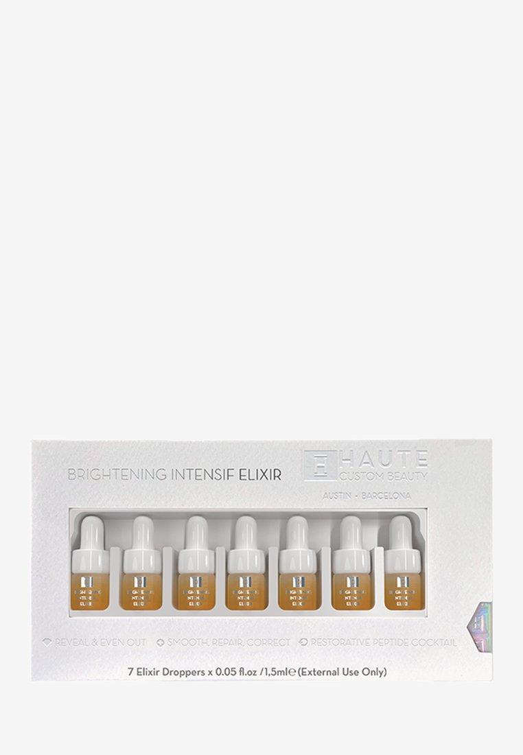 Haute Custom Beauty - BRIGHTENING INTENSIF ELIXIR - Skincare set - neutral