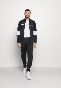 Champion - TRACKSUIT SET - Survêtement - black - 1