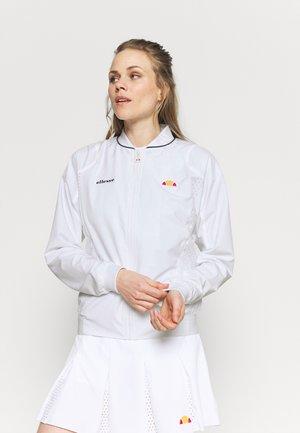 PONTILE TRACK  - Treningsjakke - white