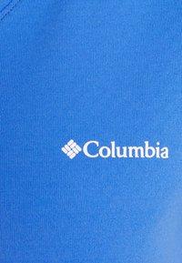 Columbia - RULES SHORT SLEEVE - T-shirt basic - harbor blue - 5