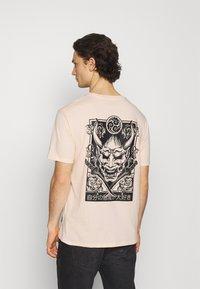 YOURTURN - T-shirt imprimé - pink - 0