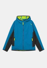 CMP - FIX HOOD UNISEX - Soft shell jacket - regata - 0