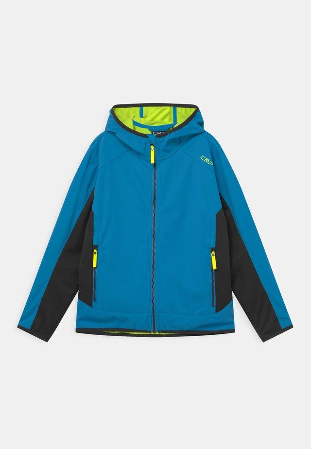 FIX HOOD UNISEX - Soft shell jacket - regata