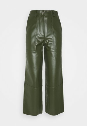 PRESLEY PANTS - Pantaloni - green