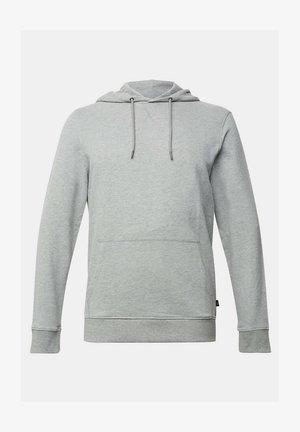 Hoodie - medium grey