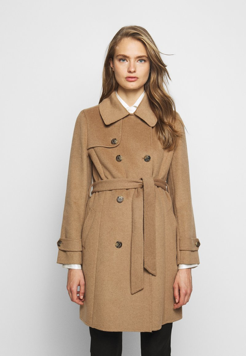 Lauren Ralph Lauren - DOUBLE FACE - Classic coat - brown