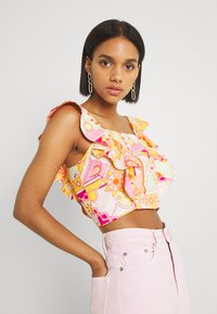 Never Fully Dressed - LOLA CROP - Blouse - multicolor - 3