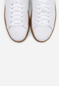 Puma - SMASH  - Baskets basses - white/gray violet - 4