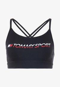 Tommy Hilfiger - BRALETTE - Sport BH - black - 3