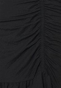 Gina Tricot - MAYA DRESS - Žerzejové šaty - black - 2