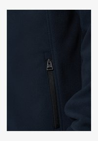 Superdry - POLAR FLEECE - Zip-up hoodie - nautical navy - 2