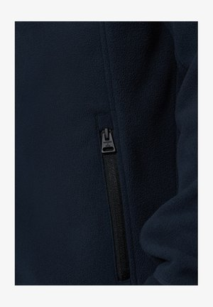 POLAR FLEECE - Zip-up sweatshirt - nautical navy