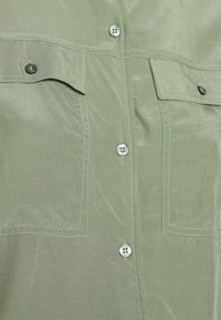 Guess - MONA - Button-down blouse - light green - 5