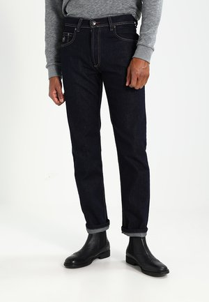 NEVADA - Jeans straight leg - raw denim