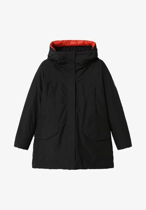 KELVIN - Winter coat - black 041