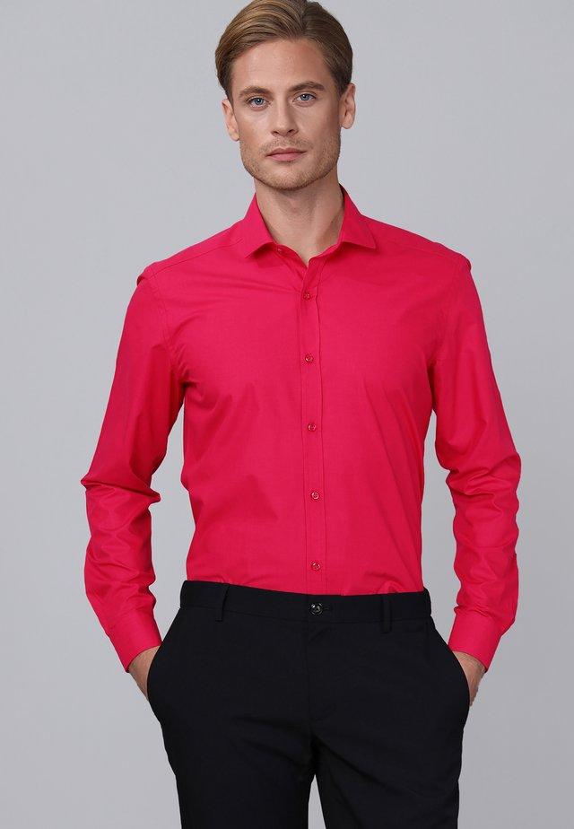 Zakelijk overhemd - red