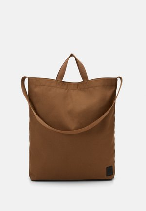 RUBEL TOTE - Tote bag - bronze brown