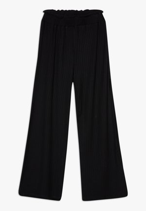 PAPINA - Trousers - black