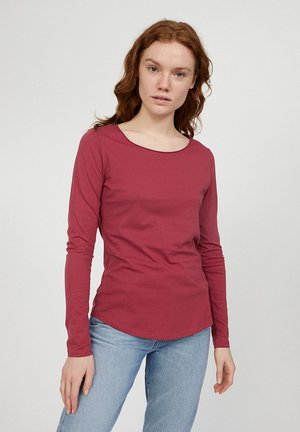 ROJAA - Long sleeved top - rosewood