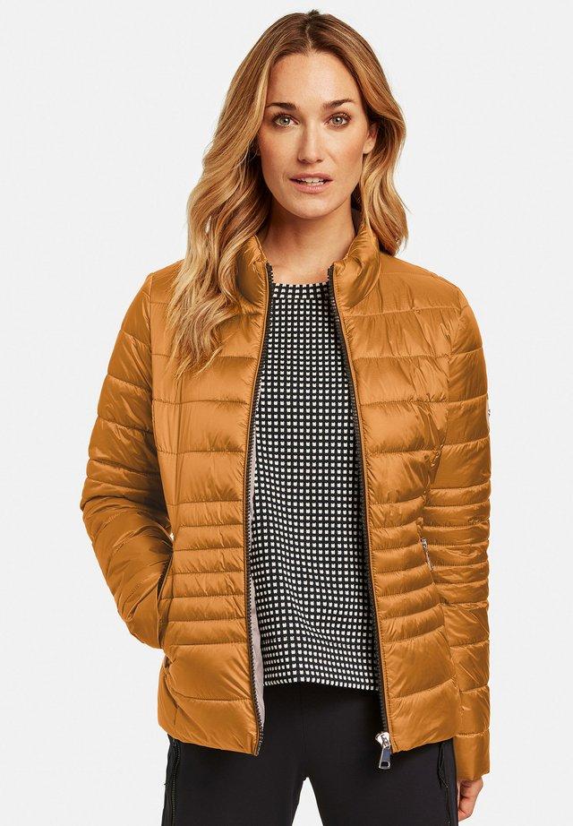 Winter jacket - honig