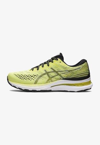 GEL-KAYANO 28 - Löparskor stabilitet - glow yellow/white