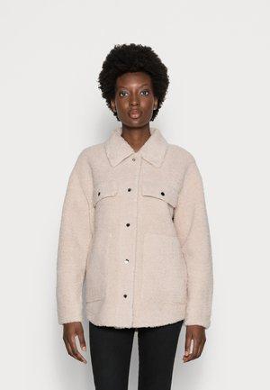 ECUSSON - Short coat - beige
